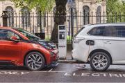Импорт электромобилей вырос втрое